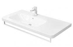 DURAVIT - DuraStyle Držák ručníků pro umyvadla DuraStyle 232010, 232510, 232610, chrom (0031071000)