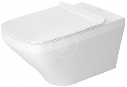 DURAVIT - DuraStyle Závěsné WC Compact, bílá (2537090000)