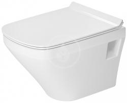 DURAVIT - DuraStyle Závěsné WC Compact, bílá (2539090000)