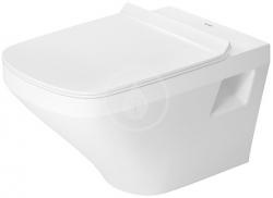 DURAVIT - DuraStyle Závěsné WC, Rimless, bílá (2538090000)