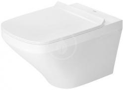 DURAVIT - DuraStyle Závěsné WC, Rimless, bílá (2551090000)
