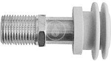 DURAVIT - Příslušenství Přítoková armatura pro urinály (6958000000)