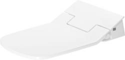 DURAVIT - SensoWash Slim Elektronické bidetové sedátko SensoWash Slim se skrytým připojením, bílá (611200002004300)