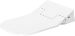 DURAVIT - SensoWash Slim Elektronické bidetové sedátko SensoWash Slim se skrytým připojením, bílá (611300002004300)