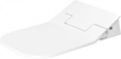 DURAVIT - SensoWash Slim Elektronické bidetové sedátko SensoWash Slim se skrytým připojením, bílá (611400002004300)