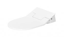 DURAVIT - SensoWash Slim Elektronické bidetové sedátko Slim, SoftClose, alpská bílá (611400002304300)