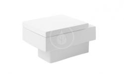 DURAVIT - Vero Závěsné WC, 370x545 mm, zadní odpad, alpská bílá (2217090064)