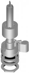 FALCON - Úsporný WC splachovací ventil 7010 (6010)  432101 (432101)