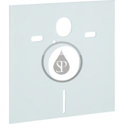 GEBERIT - Duofix Souprava pro tlumení hluku pro závěsné WC a závěsný bidet (156.050.00.1)