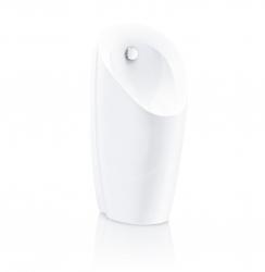 GEBERIT - Pisoáry Pisoár Preda, pro ovládání splachování pod omítku, bílá (116.070.00.1)