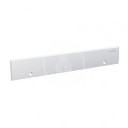 GEBERIT - Příslušenství Souprava pro sprchový odtok ve stěně, přišroubovatelná, kryt z kartáčované nerezové oceli (154.337.FW.1)