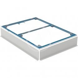GEBERIT - Setaplano Instalační rám pro sprchové vaničky, 1000x1400 mm, pro 6 nohou (154.484.00.1)