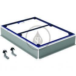GEBERIT - Setaplano Instalační rám pro sprchové vaničky, 1200x1200 mm, pro 8 patek (154.490.00.1)