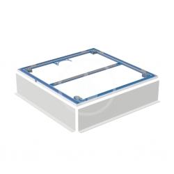 GEBERIT - Setaplano Instalační rám pro sprchové vaničky do 1000 mm, pro 4 nohy (154.460.00.1)