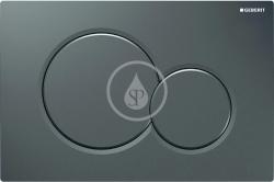 GEBERIT - Sigma01 Ovládací tlačítko Sigma01, černá (115.770.DW.5)
