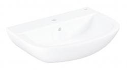GROHE - Bau Ceramic Umyvadlo 609x442 mm, s 1 otvorem pro baterii, alpská bílá (39421000)