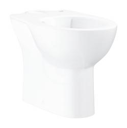 GROHE - Bau Ceramic WC kombi mísa, rimless, alpská bílá (39349000)