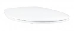 GROHE - Bau Ceramic WC sedátko se sklápěním SoftClose, duroplast, bílá (39493000)