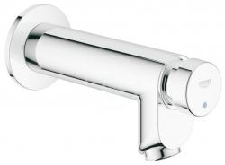 GROHE - Euroeco Cosmopolitan T Samouzavírací nástěnný ventil, chrom (36266000)