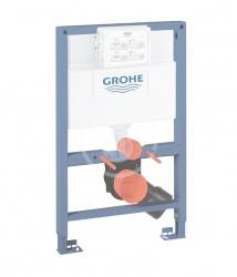 GROHE - Rapid SL Předstěnový instalační prvek pro závěsné WC, splachovací nádržka GD2 (38526000)