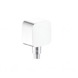 HANSGROHE - Fixfit Sprchové kolínko se zpětným ventilem, chrom (26457000)