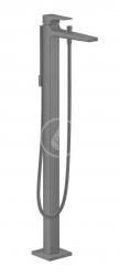 HANSGROHE - Metropol Vanová baterie na podlahu, matná černá (32532670)