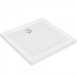 IDEAL STANDARD - Connect Keramická sprchová vanička 900x900 mm, bílá (T266301)