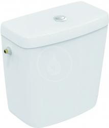 IDEAL STANDARD - Contour 21 Splachovací nádrž, boční napouštění, bílá (E876001)