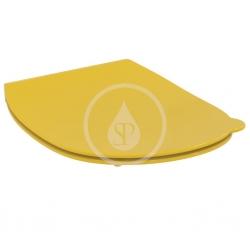 IDEAL STANDARD - Contour 21 WC dětské sedátko, žlutá (S453679)