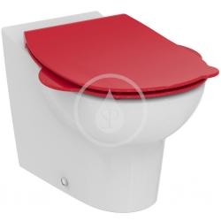 IDEAL STANDARD - Contour 21 WC sedátko dětské 3-7 let (S3123), červená (S4533GQ)