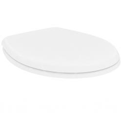 IDEAL STANDARD - Eurovit WC sedátko softclose, bílá (W303001)