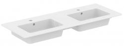 IDEAL STANDARD - Tempo Dvojumyvadlo, 1215x450 mm, s přepadem, bílá (E053401)