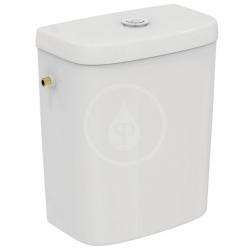 IDEAL STANDARD - Tempo Splachovací nádržka, boční napouštění, DualFlush, bílá (T427401)