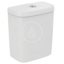 IDEAL STANDARD - Tempo Splachovací nádržka, spodní napouštění, DualFlush, bílá (T427301)