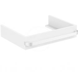 IDEAL STANDARD - Tonic II Nábytková konzole, délka 600 mm, lesklá bílá (R4310WG)