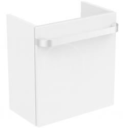 IDEAL STANDARD - Tonic II Skříňka pod umývátko, 450x260x480 mm, lesklá bílá (R4306WG)