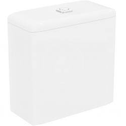 IDEAL STANDARD - Tonic II Splachovací nádržka, spodní napouštění, DualFlush, bílá (K404901)