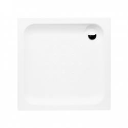 JIKA - Deep Sprchová vanička, čtvercová, vestavná, akrylát, 900mm x 900mm x 63mm, bílá (H2118320000001)