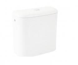 JIKA - Deep WC nádržka kombi, boční napouštění, bílá (H8276120002411)