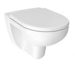 JIKA - Lyra plus Závěsné WC, 530x360 mm, Rimless, bílá (H8213840000001)