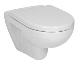 JIKA - Lyra plus Závěsné WC, bílá (H8233800000001)