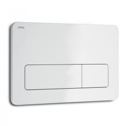 JIKA - Modul Ovládací tlačítko PL3, Dual Flush, bílá (H8936620000001)