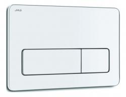 JIKA - Modul Tlačítko PL3, Dual Flush, 250x10x160 mm, lesklý chrom (H8936630040001)