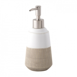Kameninový dávkovač tekutého mýdla KS-IS0001   A-Interiéry (ks_is0001)