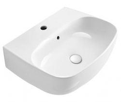 KERASAN - NOLITA keramické umyvadlo 60x45cm (534101)