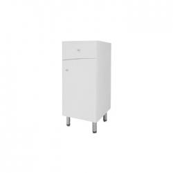 Koupelnová doplňková skříňka závěsná nízká Uno N 35 ZV   A-Interiéry (uno n35zv)