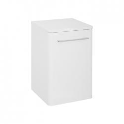 Koupelnová skříňka závěsná nízká George W N 35   A-Interiéry (george w n35)