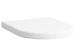 Laufen - Pro WC sedátko, odnímatelné, SoftClose, duroplast, bílá (H8969513000001)