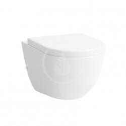 Laufen - Pro Závěsné WC, 530x360 mm, bílá (H8209560000001)