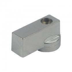 MEREO - Páčka pro rohové kohouty kovová (CR37A, 38A, 39A, 37AK, 39AK) (CR35PK)